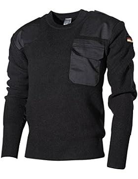 Fuerzas armadas alemanas jersey negro