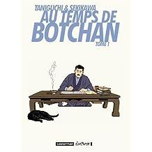 Au temps de Botchan - Casterman Vol.1