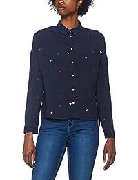 Only Onlzafran L/S Shirt Dare Wvn, Blusa para Mujer