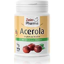 Zein Pharma Acerola pur Polvo 150g