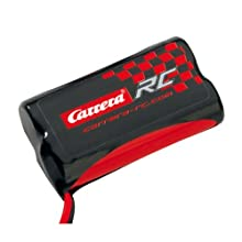 Carrera RC - Batteria per automobiline, 7,4 V, 1200 mAH (compatibile con caricatore RC 370800005)