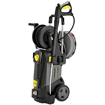 Kärcher HD 5/15CX Plus + FR Classic Upright Electric 500L/H Black, Grey, Yellow Pressure Washer–Pressure Washers (Upright, Electric, 15m, 5m, black, grey, Yellow, 500l/h)