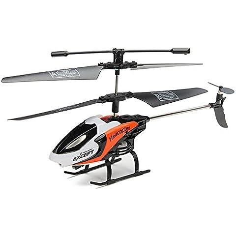 Bluelover FQ777-610 aire divertido 3.5CH RC Control remoto helicóptero con el girocompásRTF