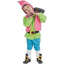 Llopis  - Disfraz infantil enanito verde t-2