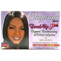 Africa's Best Organics Kit Ritocco + Idratante senza Soda Super