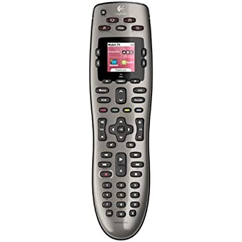 Logitech Harmony 650 Universal Remote - Discontinued Version