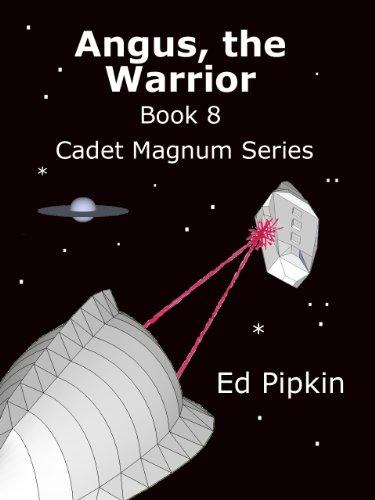 Angus, the Warrior (Cadet Magnum Book 8)