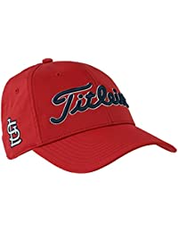 TITLEIST New 2017 MLB Golf Cap Snapback (St. Louis Cardinals 24610b546
