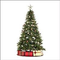 M3Decorium DKM3YLB180 cmCAMAGC Bol Süslü 180 cm Uzun Gerçek Gibi Yeşil Gür Yılbaşı Çam Ağacı