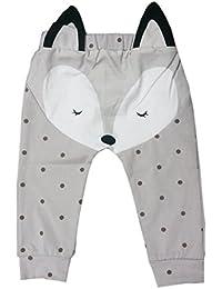 MIOIM® Moda Bebés y Niños Niños 100% Del Algodón De Los Pantalones De Las Polainas