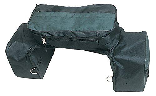Isoliert Combo Pferd Pony Satteltasche von zilco