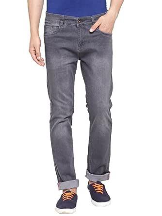 Ben Martin Men's Jeans -(BM-JNS-D.GREY-28)