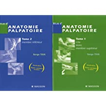 Anatomie palpatoire : pack 2 tomes