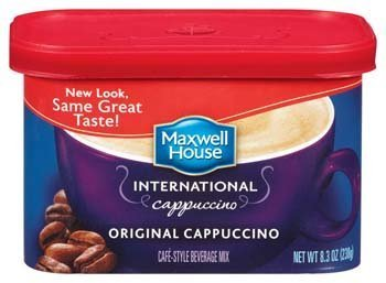 maxwell-house-international-original-cappuccino-438810-83-oz-pack-of-8-by-kraft
