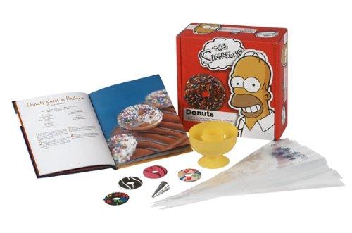 Coffret donuts Simpsons