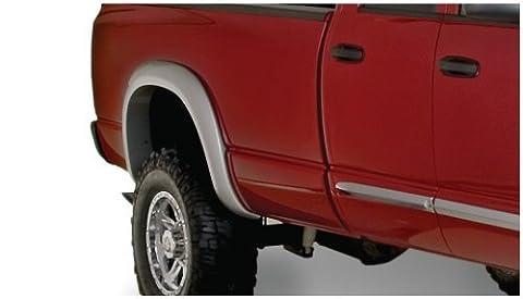 Bushwacker Dodge Extend-A-Fender Flare Rear Pair by Bushwacker