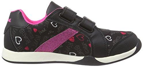Desigual  MINI DAMIAN 4 Mädchen Sneakers Schwarz (2000 NEGRO)