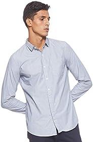 Levi's Mens Solid Regular fit Casual Shirt S