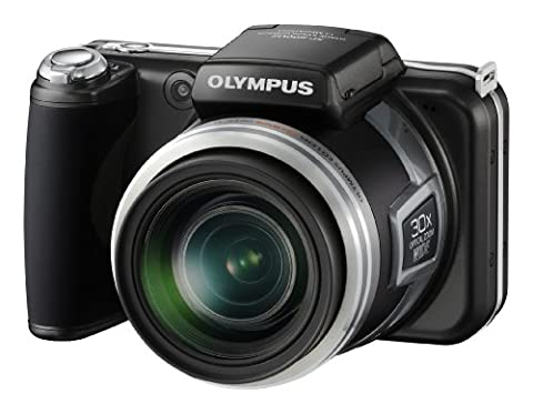 Olympus SP-800UZ ( 14.7 MP,30 x Optical Zoom,3 -inch LCD