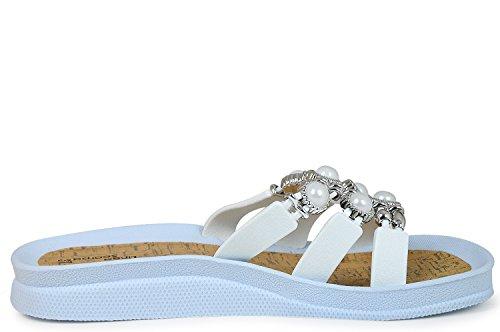 Linea Scarpa PSARA Badeschuhe Damen Weiß