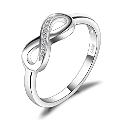 JewelryPalace Anillo en...