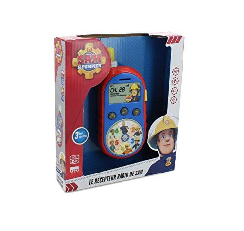 Sam le Pompier- Sam Le Pompier-S13250-Récepteur Jouet, S13250