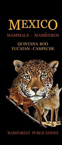 Mexico: Mammals - Quintana Roo, Yucatan, Campeche