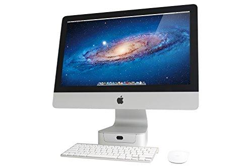 Rain Design mBase Ständer für iMac bis 54,6 cm (21,5 Zoll) Monitor-stand Flat-panel-display