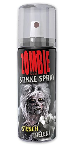 Close Up Zombie-Stinkespray - verbreitet schlechten Geruch -