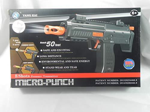 CHELICHOLLO Pistola DE Bolas DE Gel Y Balas DE Esponja + Regalo DE Bote 200 Bolas DE Gel INOFENSIVA