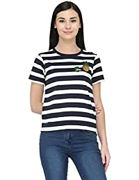 Unshackled Women's Striped T-Shirt