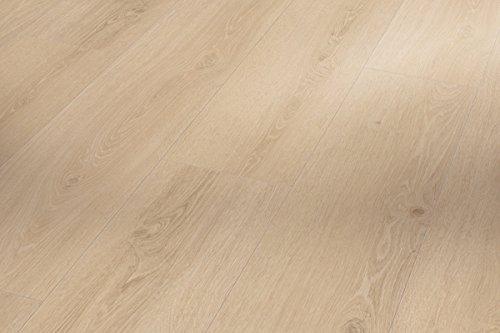 PARADOR Elastische Bodenbeläge Vinyl Basic 30 Eiche Studioline geschliffen Landhausdiele Holzstruktur mit HDF-Trägerplatte 4-V-Micro-Fuge 1601336 Paket a 1,8m² Klickvinylboden - Vinyl-Laminat