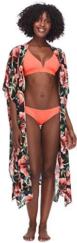 Skye Damen Amun Rayon Kimono Cover Up Bademodeüberzug, Sipura Floral Print, Einheitsgröße -