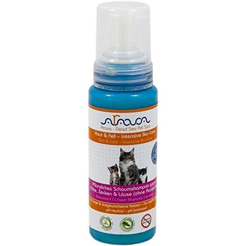 arava-9101381-shampoo-gegen-flohe-zecken-und-lause-250-ml