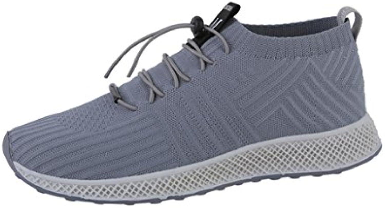 Zapatillas para Hombre,Calcetines de Hombre Calzado de Malla Transpirable Calzado Casual de Hombre Calcetines