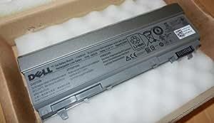 PC247 Batterie d'origine DELL 9 cellules 90Wh Types KY265 4M529 451-11218 PourDell Latitude E6400 E6410 E6500 E6510 Precision M4400 M4500 - avec garantie 1 an