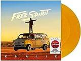 Free Spirit - Exclusive Limited Edition Translucent Orange 2XLP Vinyl (Poster + Bonus Track Included)