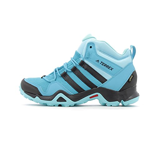 wholesale sales save up to 80% official photos adidas Women's Terrex Ax2r Mid GTX W Hiking Shoes Blue Size ...
