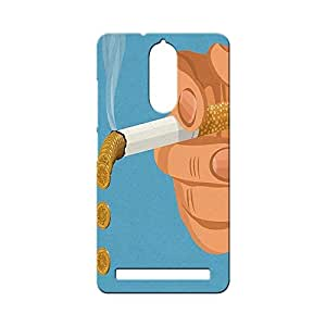 BLUEDIO Designer Printed Back case cover for Lenovo K5 Note - G2417
