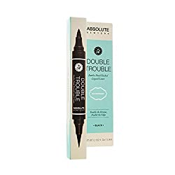 Absolute New York Liquid Lip Liner, Double Trouble, 1ml