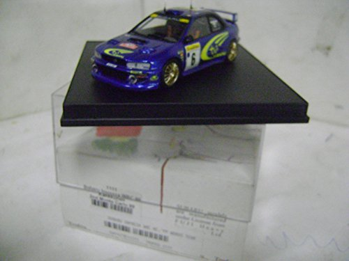 SUBARU IMPREZA WRC 99 MONTECARLO KANKKUNEN 1/43 model art 1111