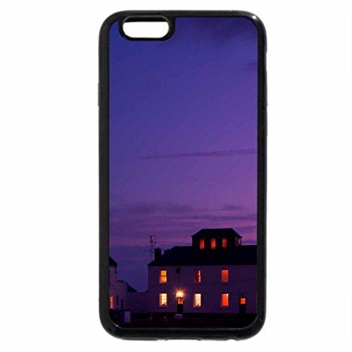 iPhone 6S / iPhone 6 Case (Black) Loop Head Light