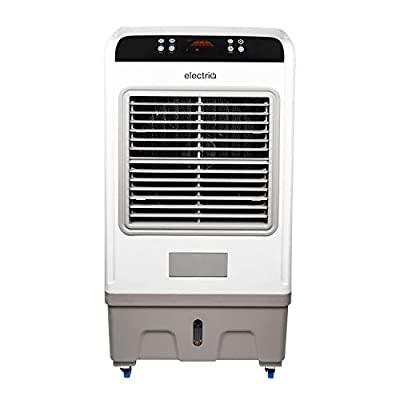 electriQ Evaporative Air Cooler with Built-in humidifier Air Purifier and 60L Tank