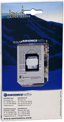Navionics Plt+Xl397-S - Carta náutica digital (costa este de Reino Unido, tarjeta microSD, vistas satélite en 2D y 3D, fotografías panorámicas, 18 niveles de zoom)
