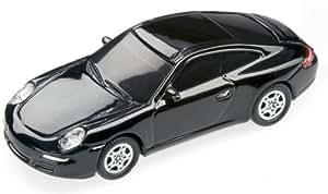 Autodrive Porsche 911 Carrera 8 GB USB-Stick im Auto-Design USB 2.0 schwarz
