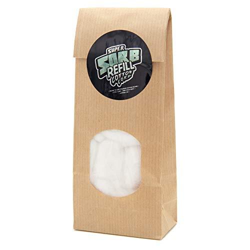 E-zigarette Refill-pack (Super Sorb Cotton Cord Refill - SSCC Watte)