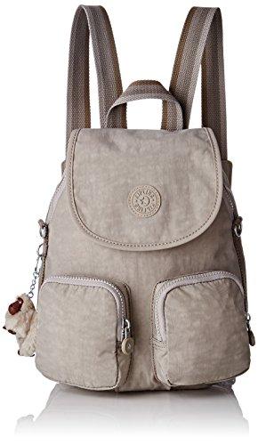 Kipling Womens Firefly Up Backpack Beige (Pastel Beige C)