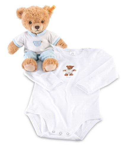 Steiff-25cm-Gift-Set-Includes-Sleep-Well-Bear-Blue