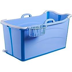 Vasca da bagno gonfiabile per bambini: benessere e igiene al top ...