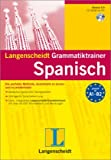 Langenscheidts Grammatiktrainer Spanisch. 3.0 CD-ROM für Windows Vista/XP/2000
